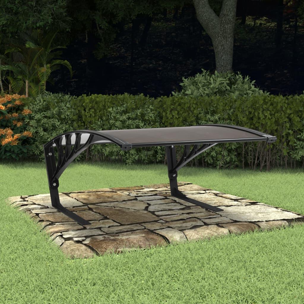 vidaXL Kryt na kosačku na trávu 77x103x46 cm čierny
