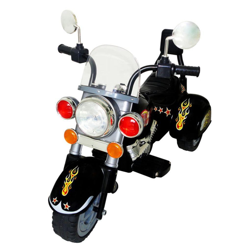 Elektrická motorka pre deti