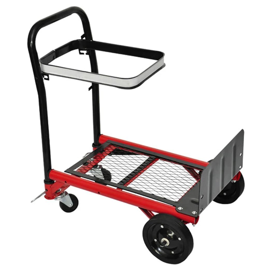 Skladací plošinkový vozík
