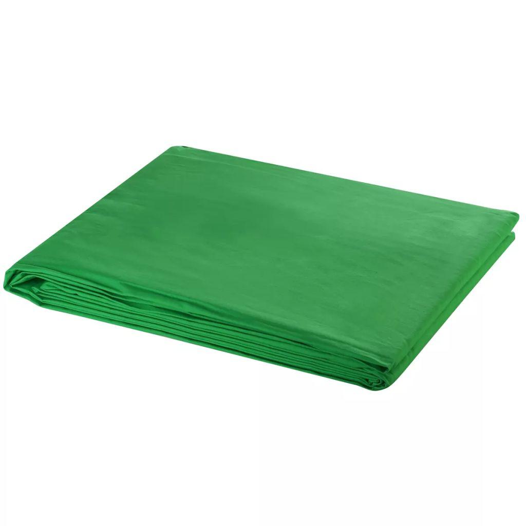 Zelené fotopozadie 600 x 300 cm. Kľúčovanie