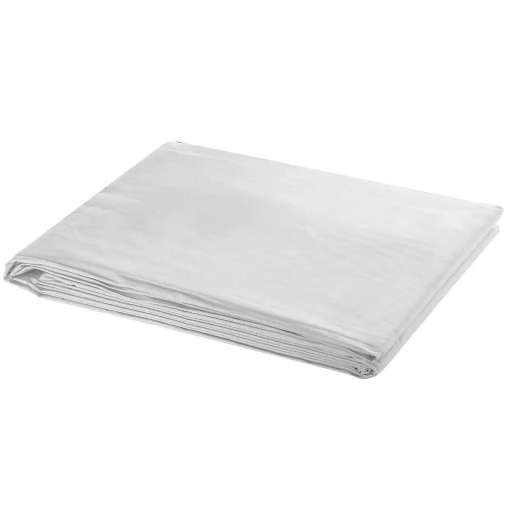 Biele fotopozadie XL 600 x 300 cm
