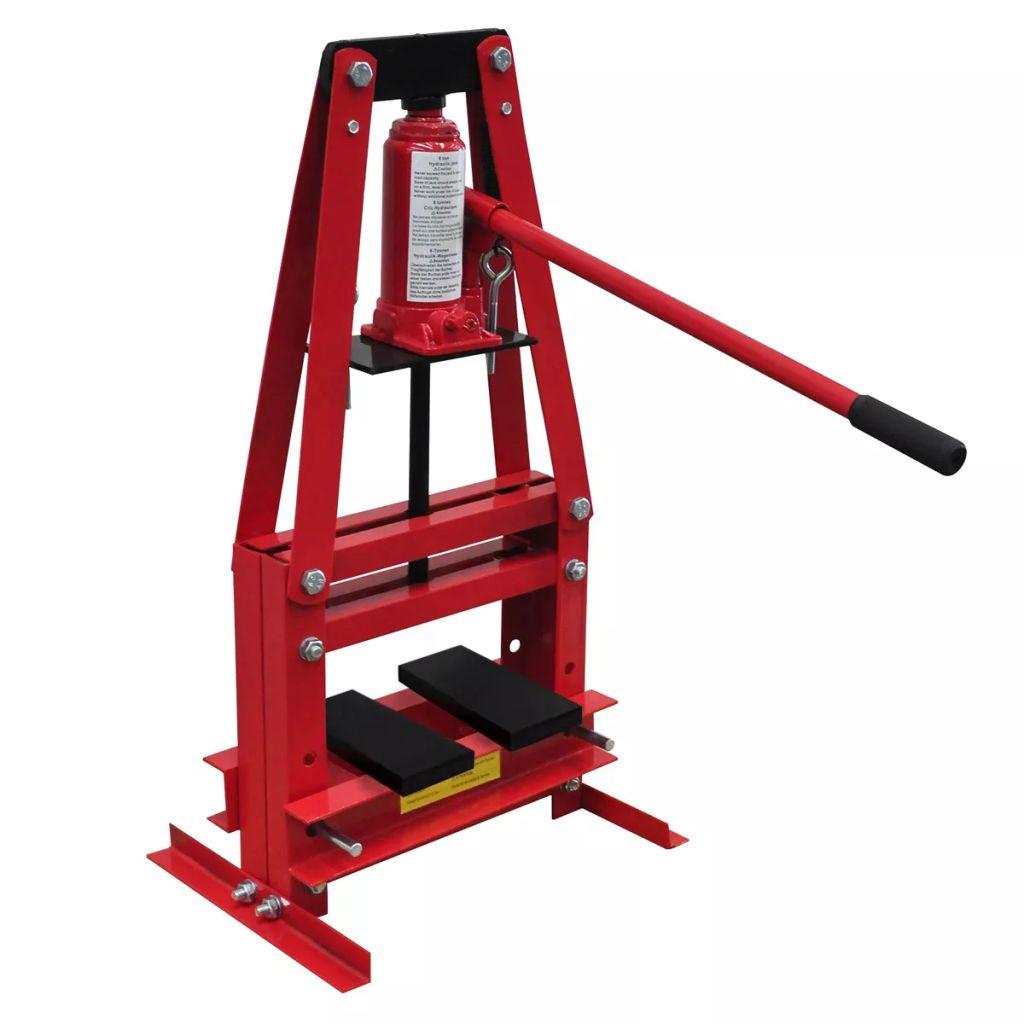 Hydraulický lis s pracovným tlakom 6 t