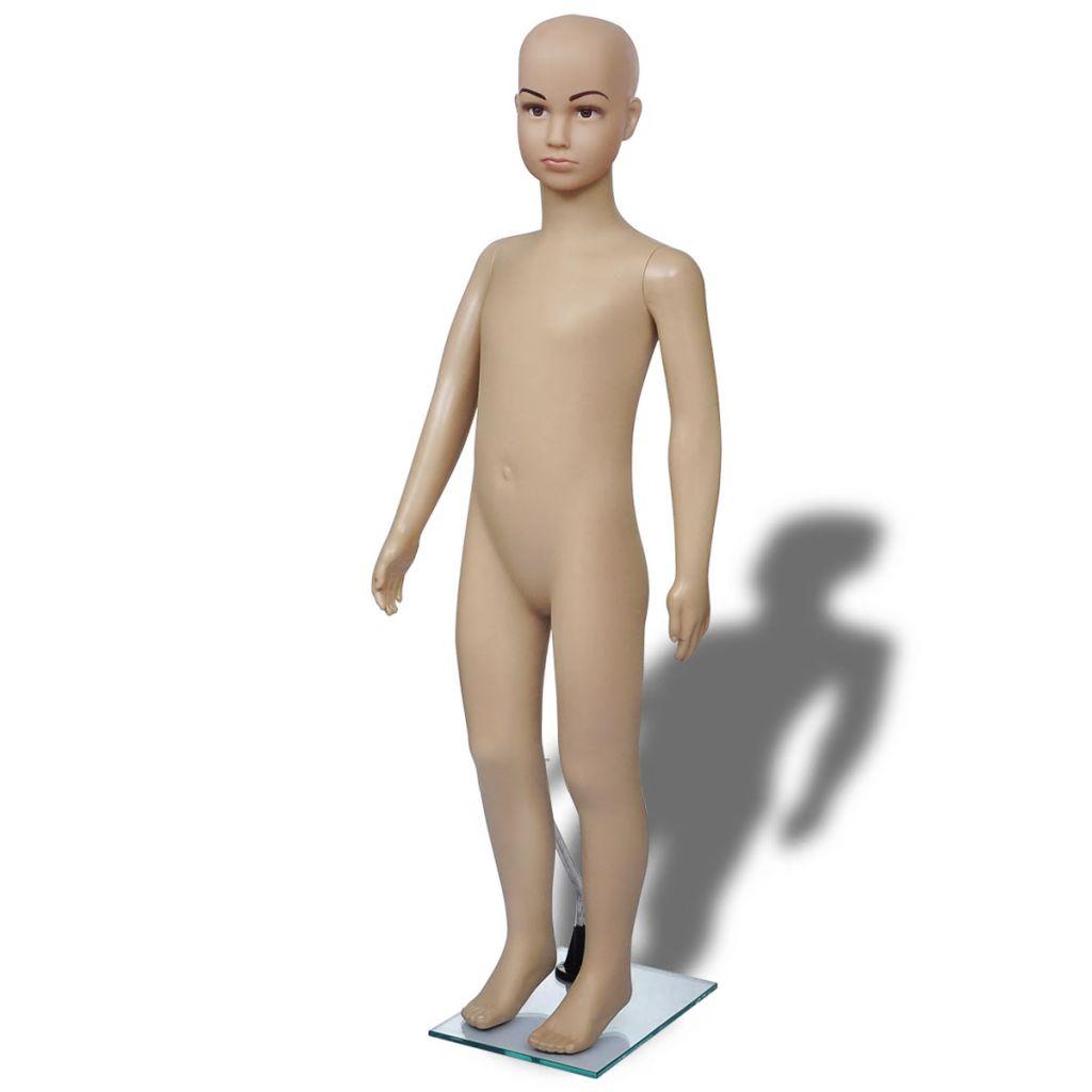 vidaXL Detská figurína typ A