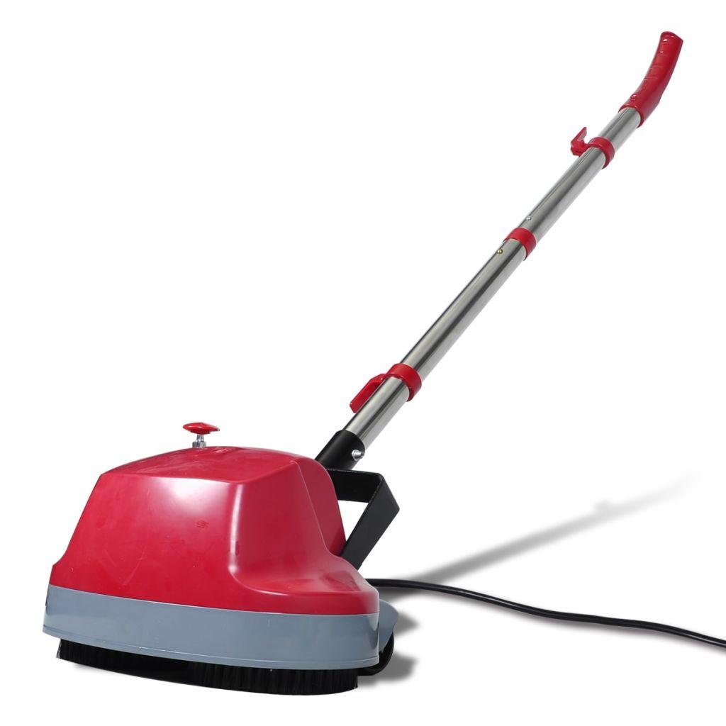 Podlahový umývací stroj a leštič 5 v 1