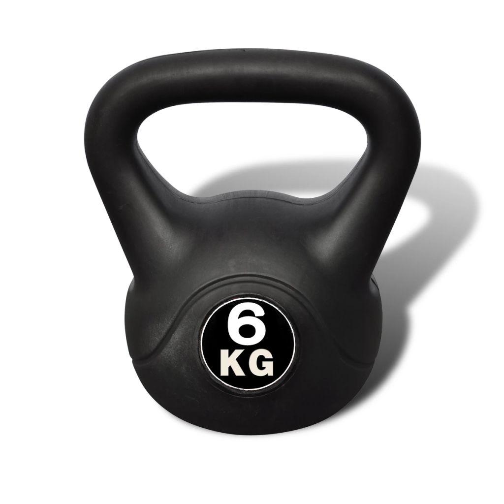 Kettle bell, 6 kg