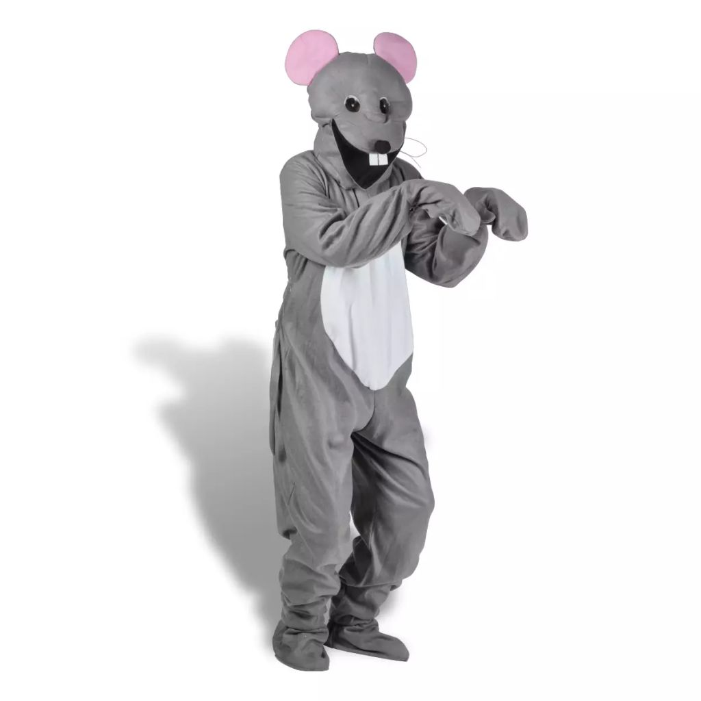 Kostým myš, veľkosť XL-XXL