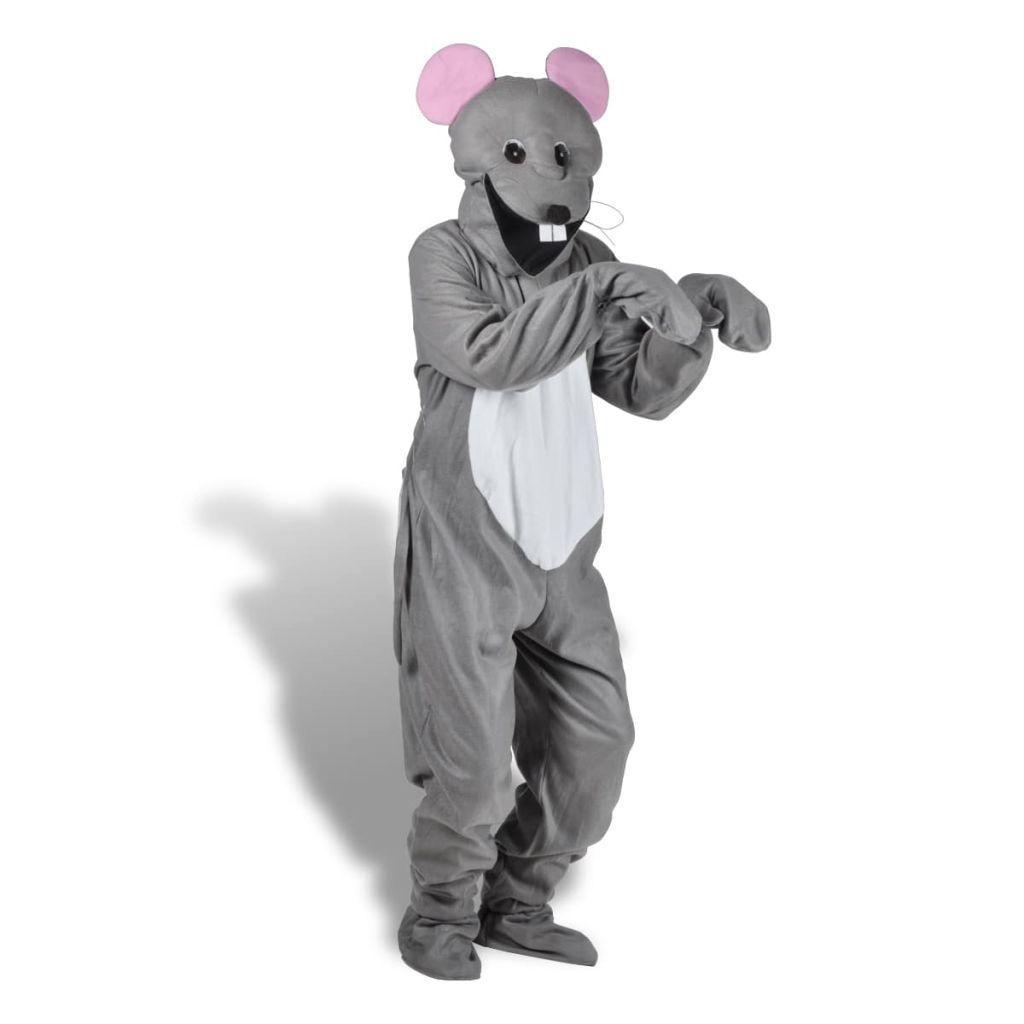 Kostým myš, veľkosť M-L