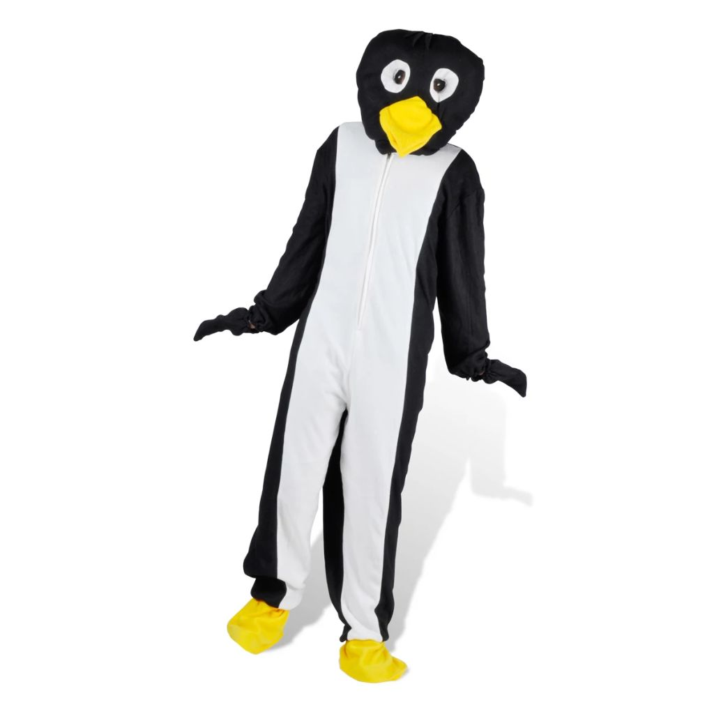 Kostým tučniak XL-XXL