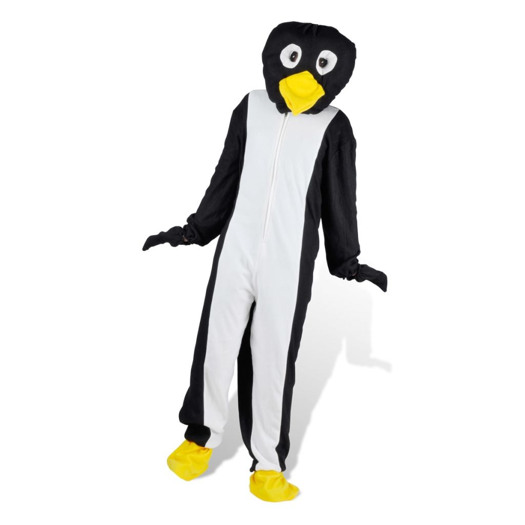 Kostým tučniaka M-L