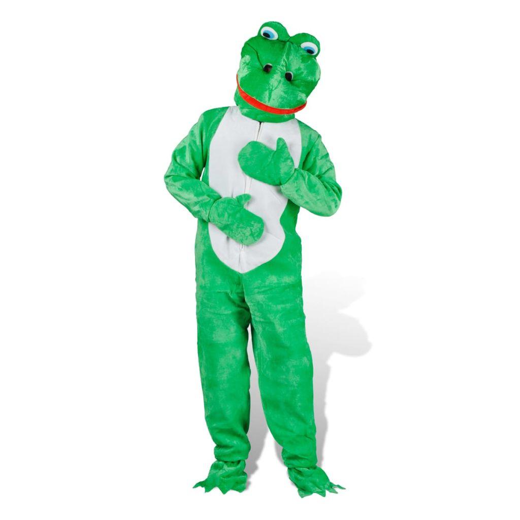 Žaba kostým M-L