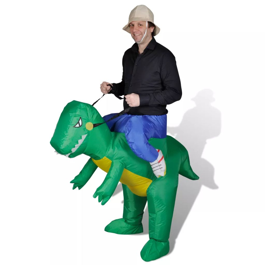 Nafukovaci Dinosaur Kostým