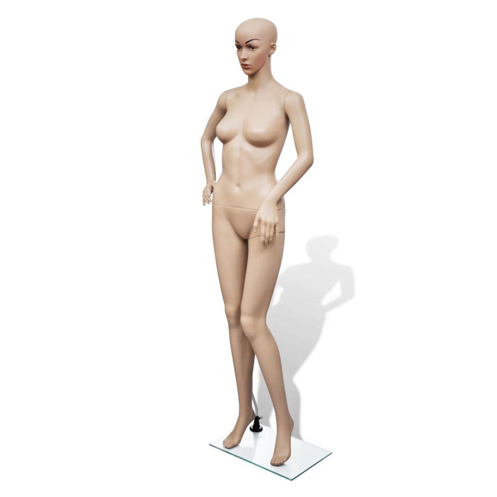 vidaXL Dámska figurína typ B