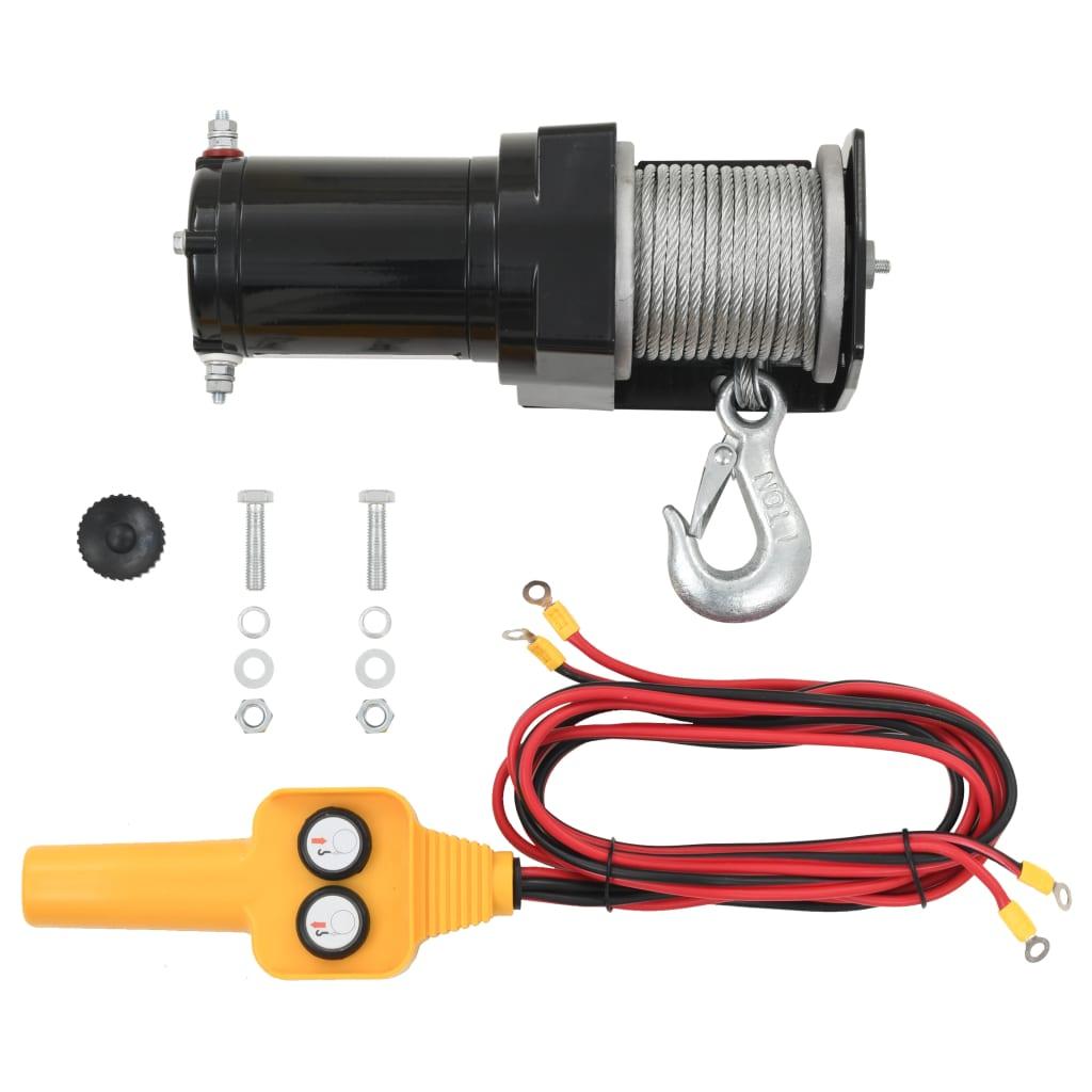 Elektrický navijak 907 KG/12 V