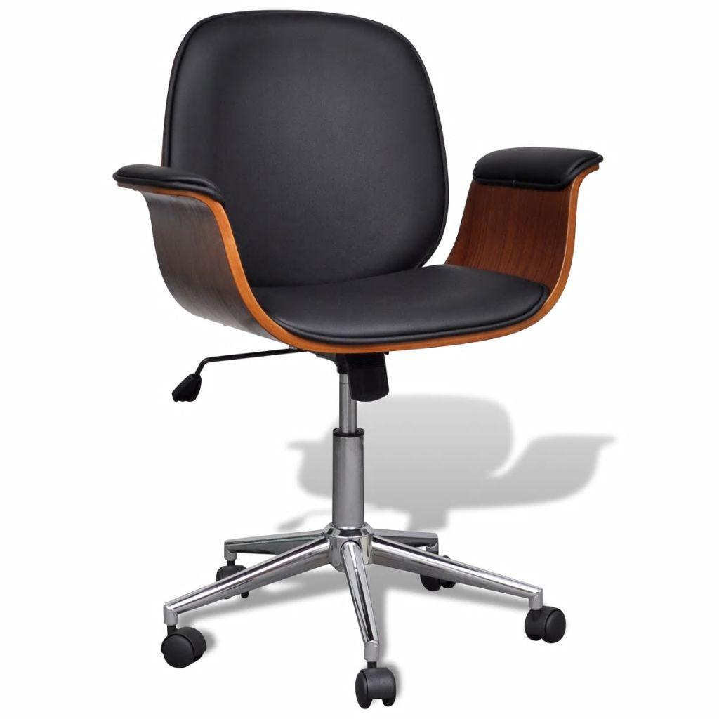 Moderná otočná nastaviteľná stolička