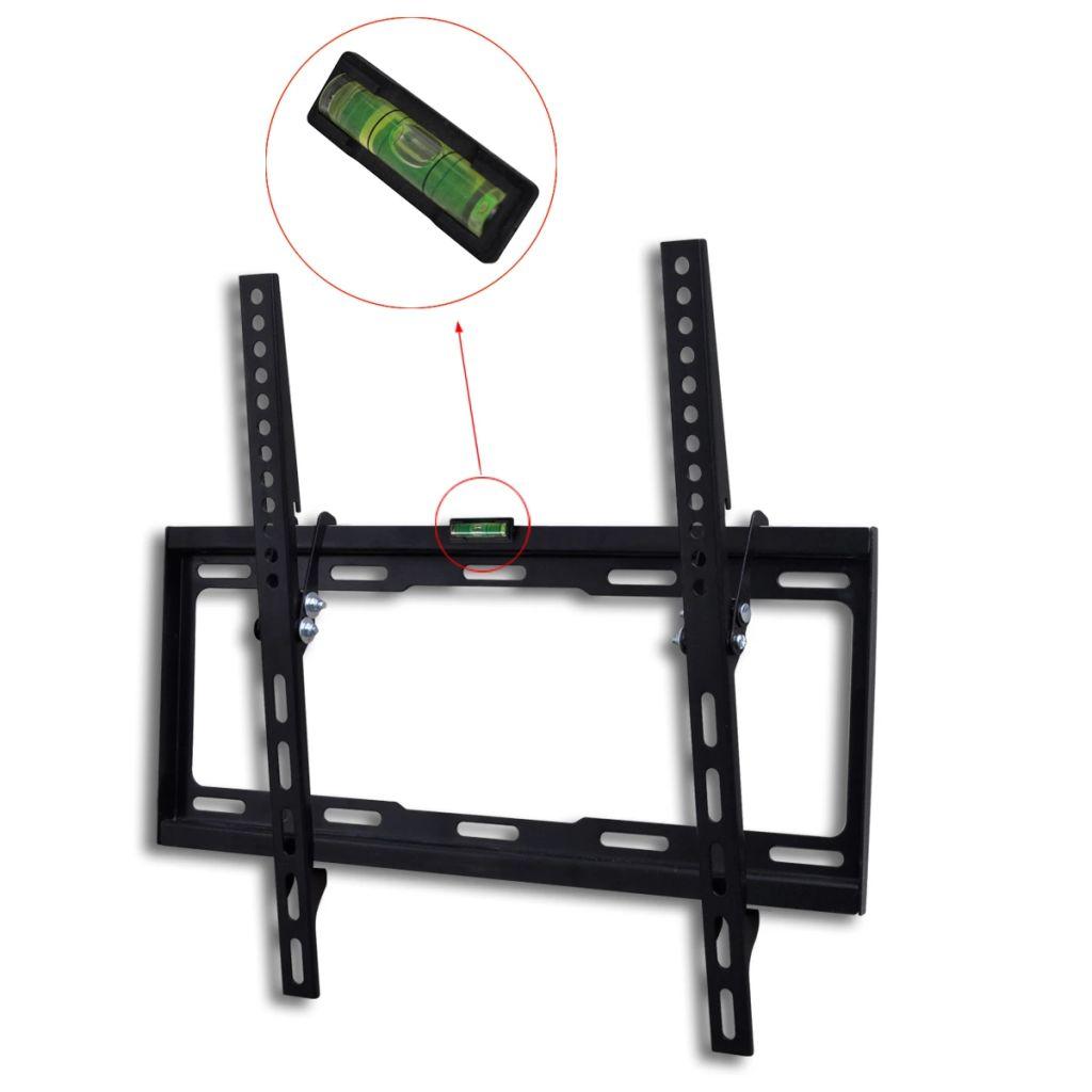 Nakloniteľný nástenný držiak na televízor, 400 x 400 mm
