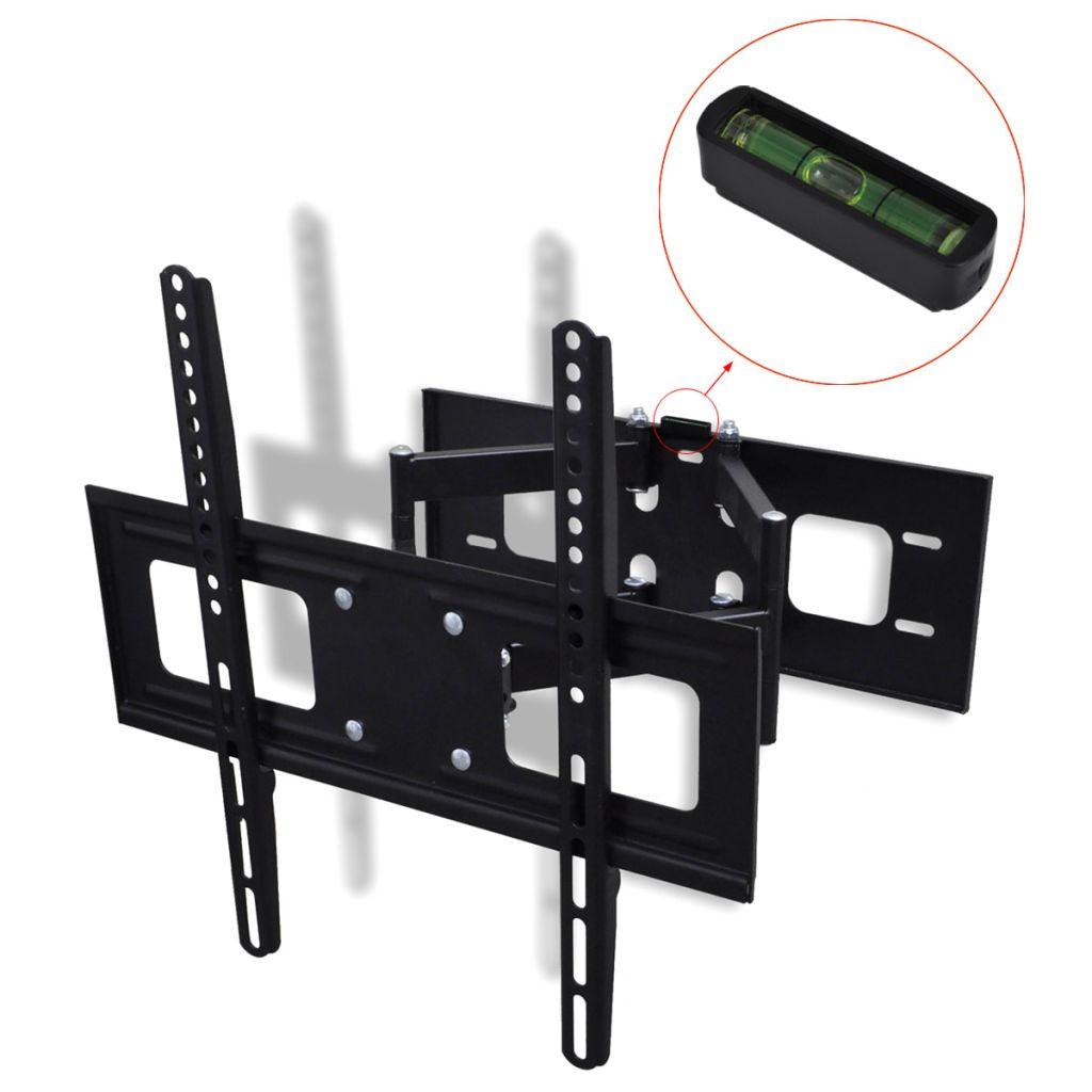 Nástenný, náklonný a otočný TV držiak pre uhlopriečky 3D 32