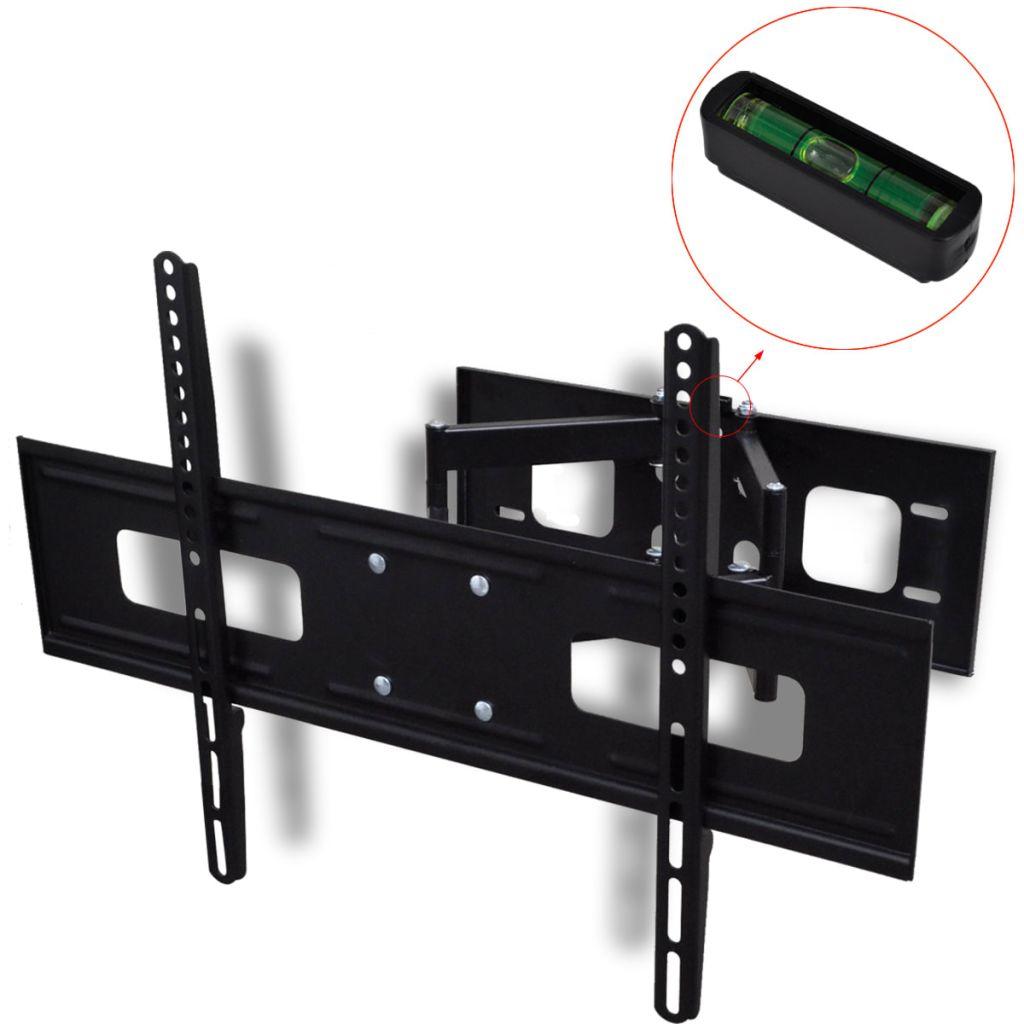 Nástenný náklonný a otočný TV držiak pre uhlopriečky 3D 37