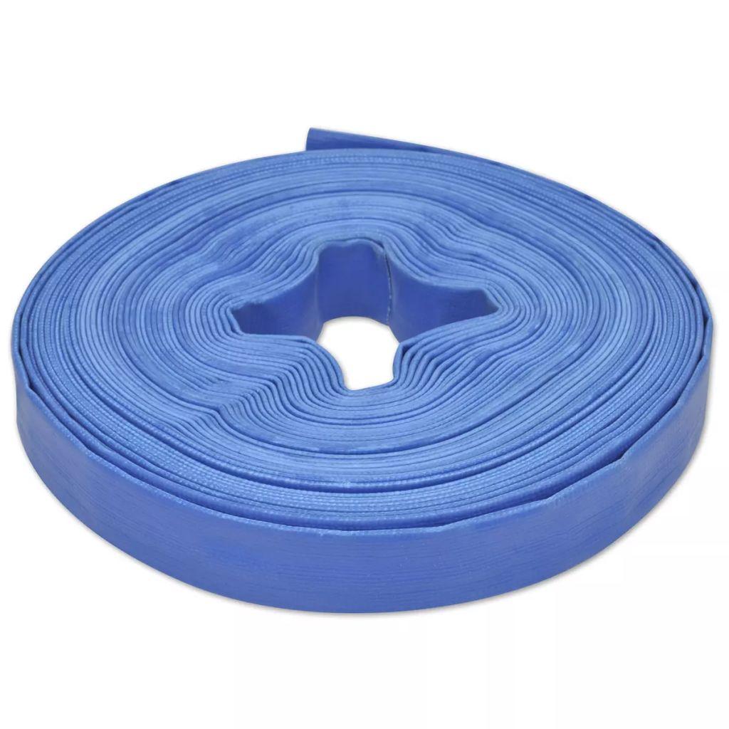 Plochá hadica na vodu z PVC 25 m 1