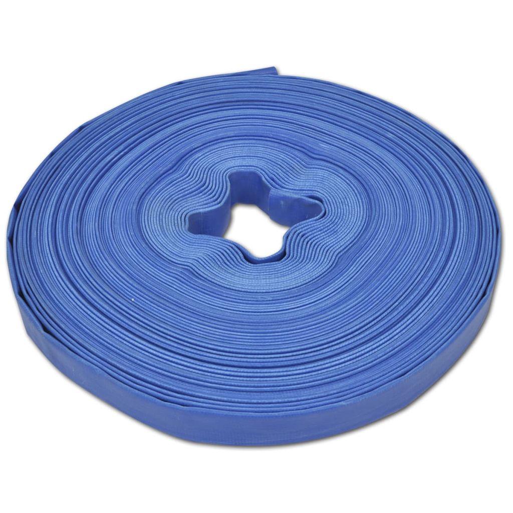 Plochá hadica na vodu z PVC 50 m 1