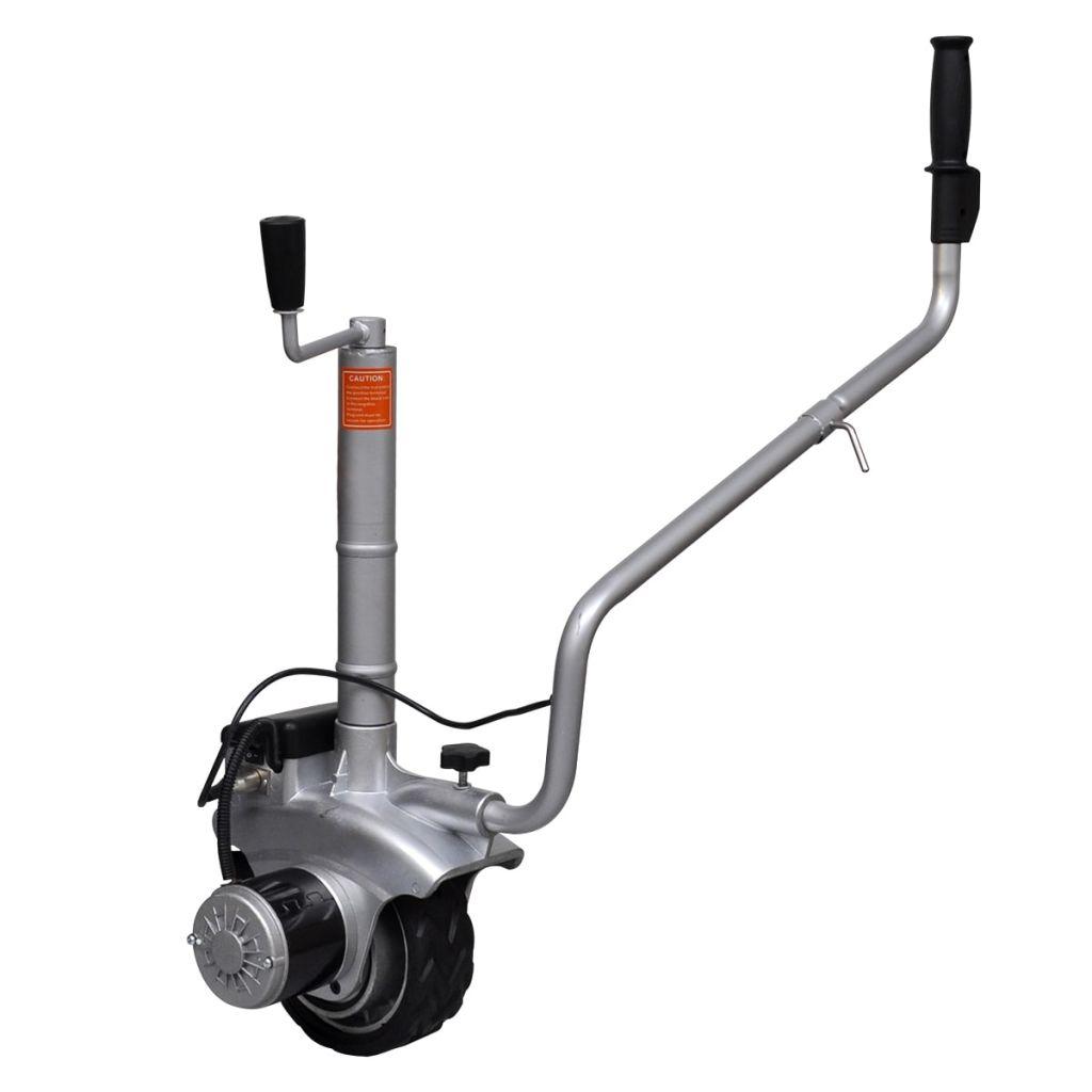 Hliníkové motorizované ťažné zariadenie, 12 V, 350 W