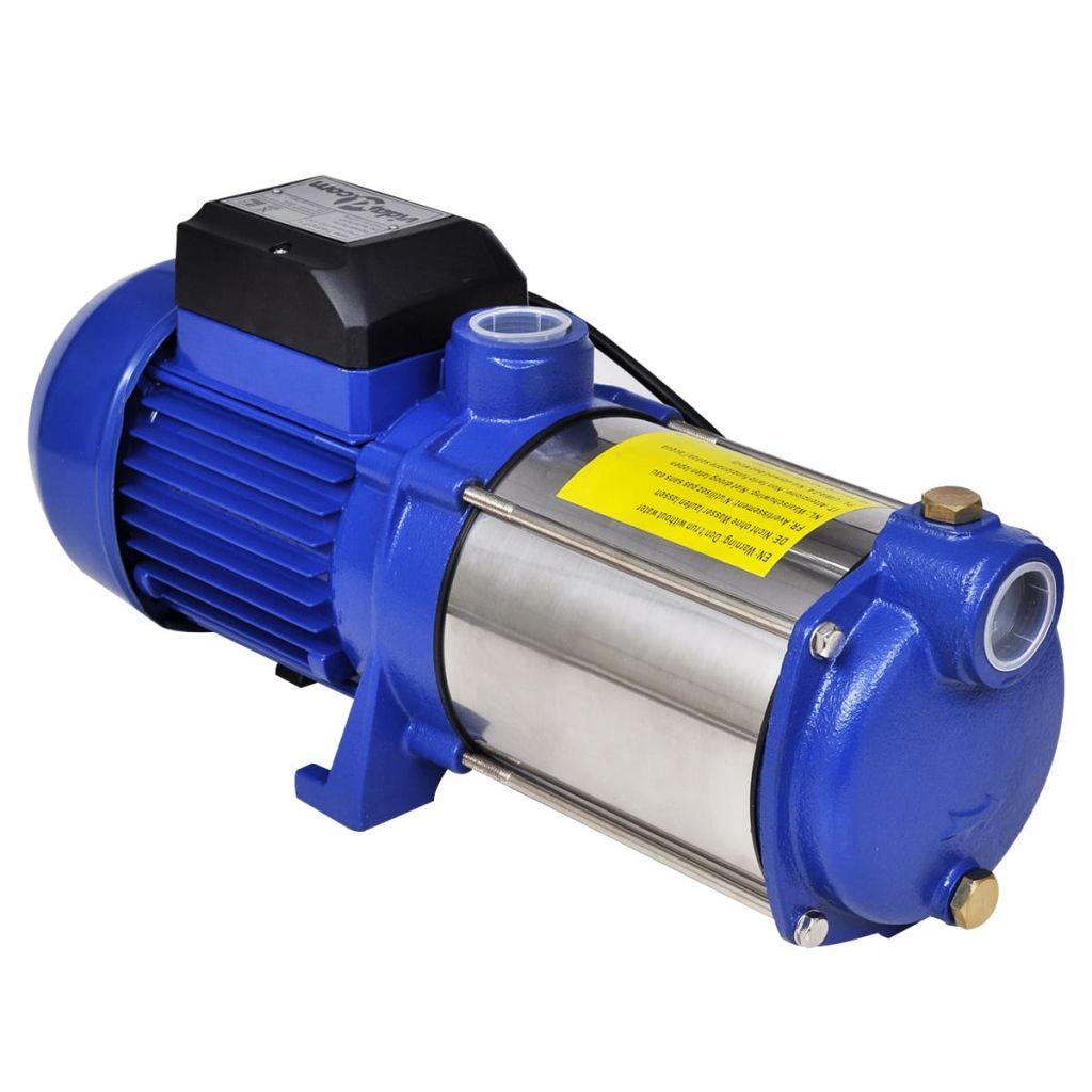 Prúdové čerpadlo 1300 W 5100 L/h, modré