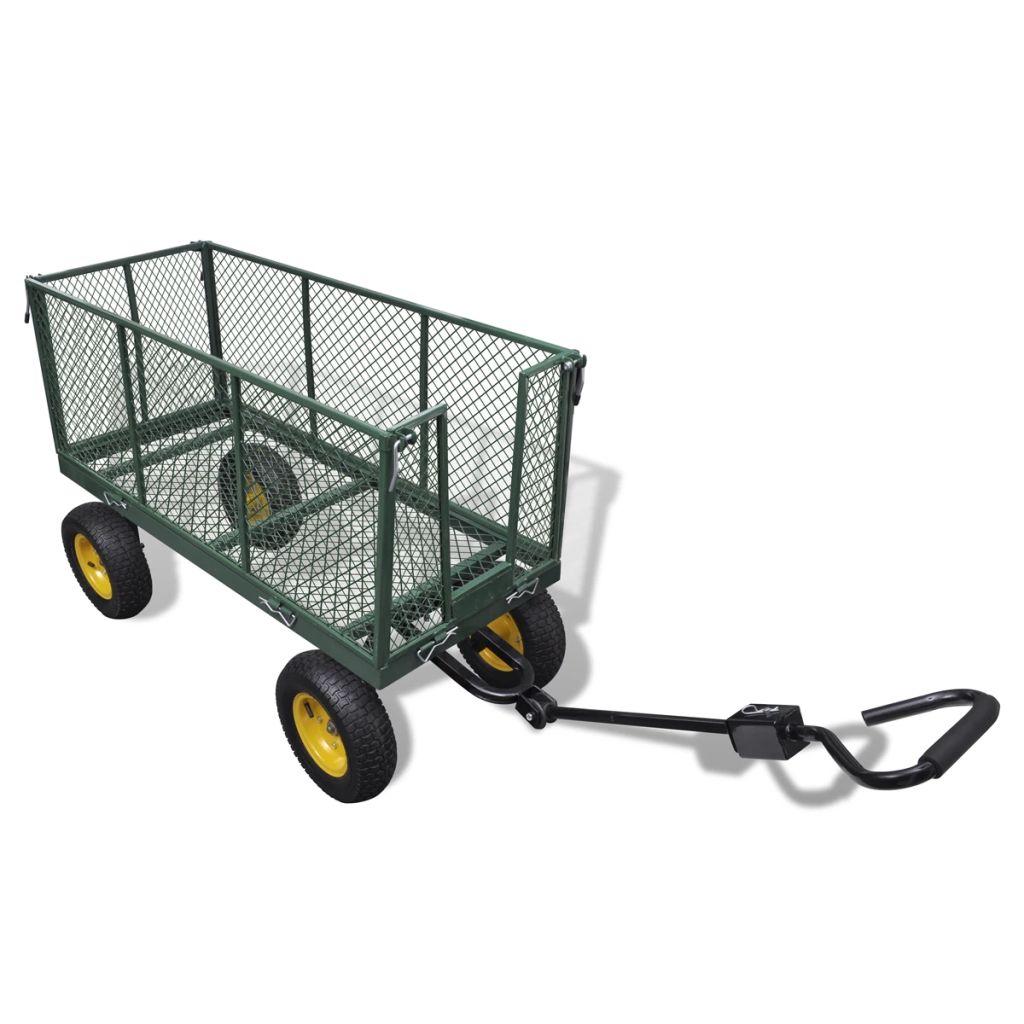 Záhradný vozík, nosnosť 350 kg