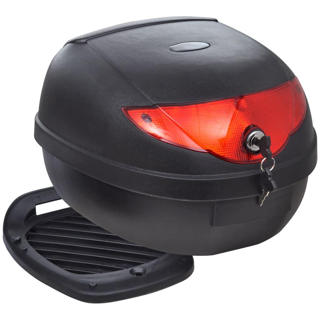 Kufor na motorku s kapacitou na jednu prilbu 36 L