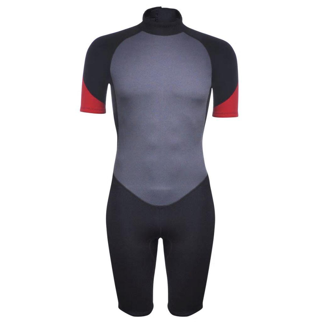 Pánsky neoprénový oblek, krátky, veľkosť L 175 - 180 cm 2,5 mm