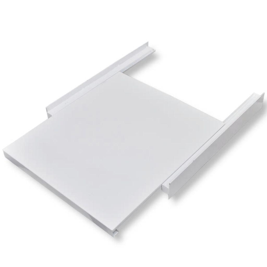 Spojovací medzikus na práčku a sušičku s vysúvacou policou
