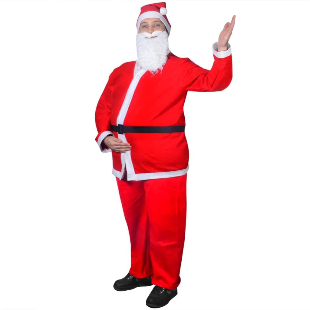 Vianočný kostým Santa Claus