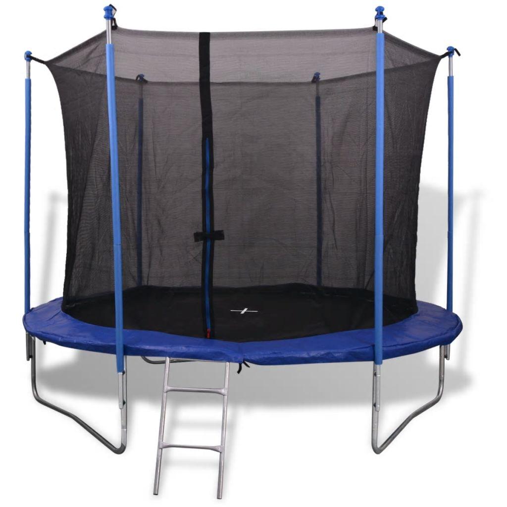 vidaXL 5-dielny trampolínový set, 3.05 m