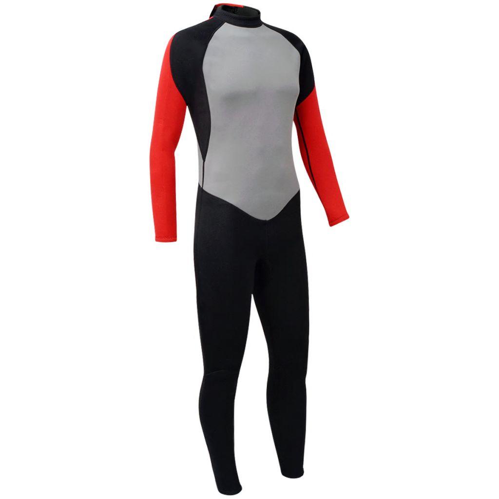 vidaXL Mužské neoprénové oblečenie, veľkosť XL ,185-190 cm 2.5 mm