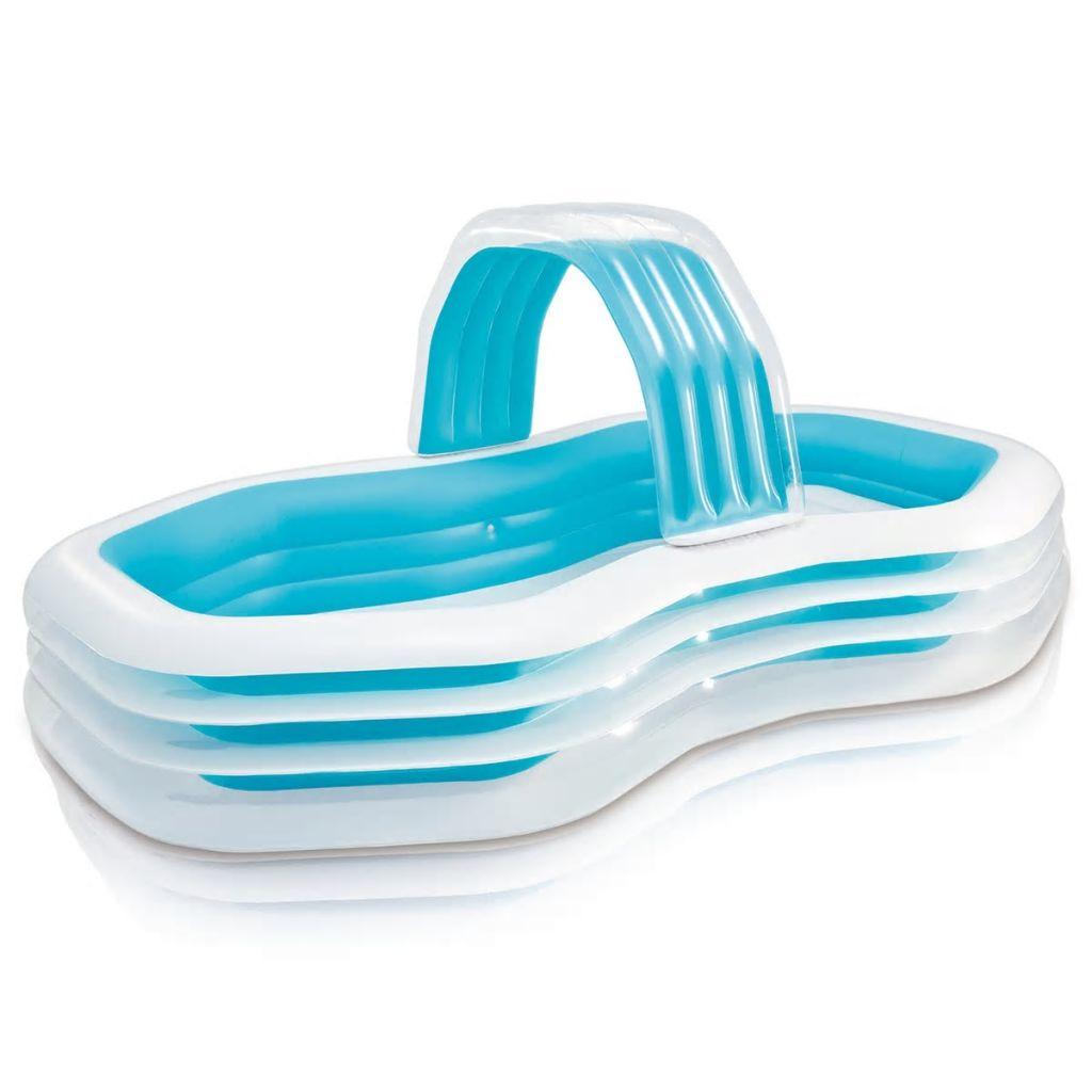 Nafukovací rodinný bazén Intex, 310x188x130 cm, 57198NP