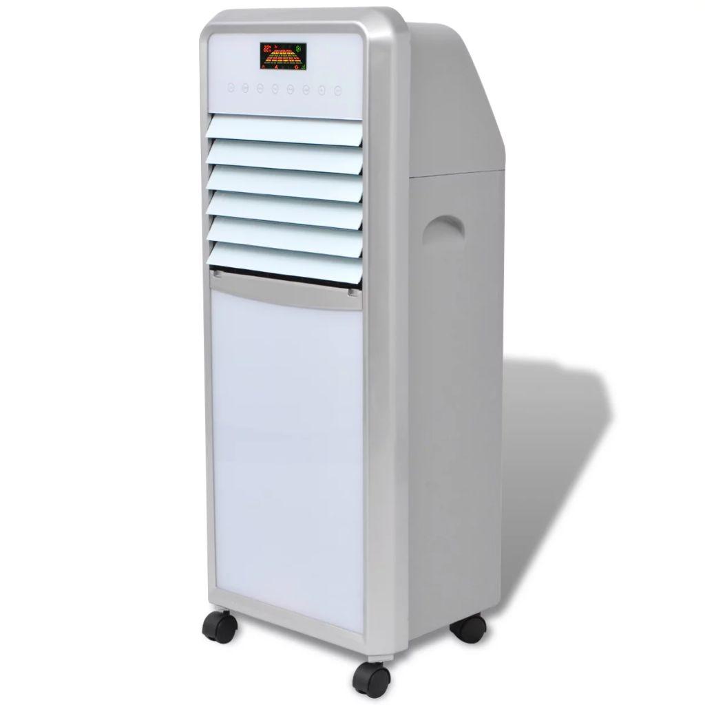 vidaXL Ochladzovač vzduchu 120 W, 15 l, 648 m³/h