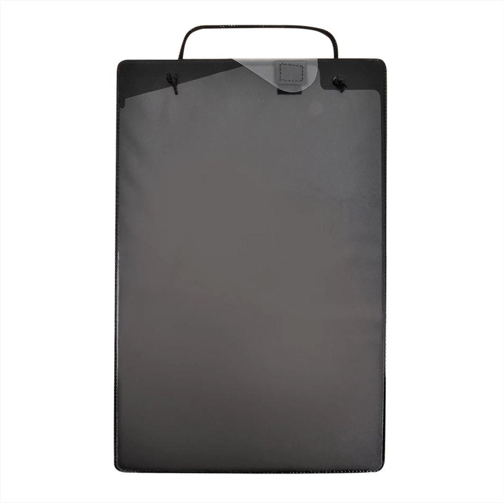 ProPlus Držiak na objednávky do autodielne, A4 10 ks čierny 580040