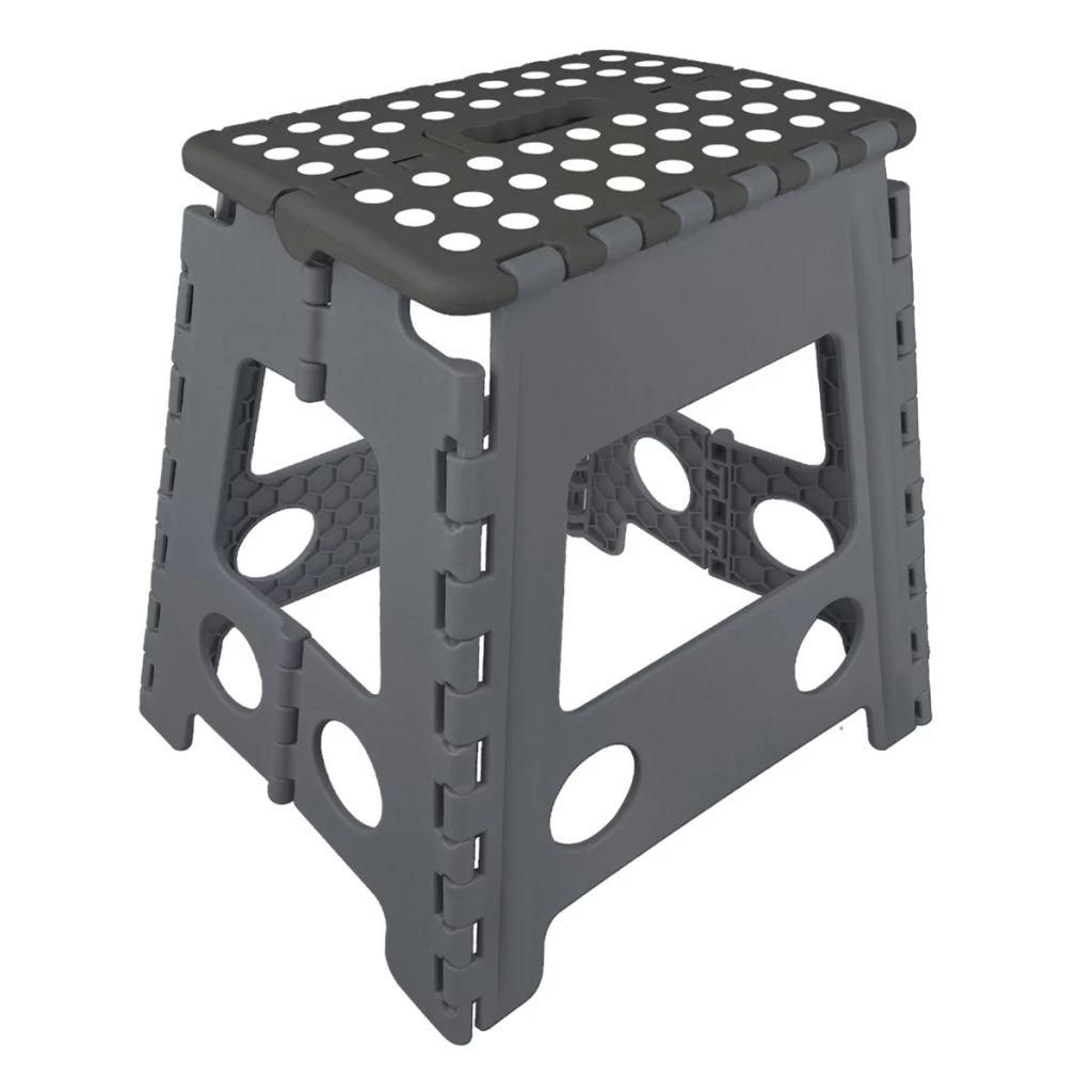 ProPlus Skladacia stolička do karavanu alebo na kempovanie, 39.5 cm, 770826