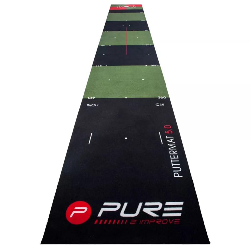 Pure2Improve Tréningová podložka na golf 500x65 cm P2I140020