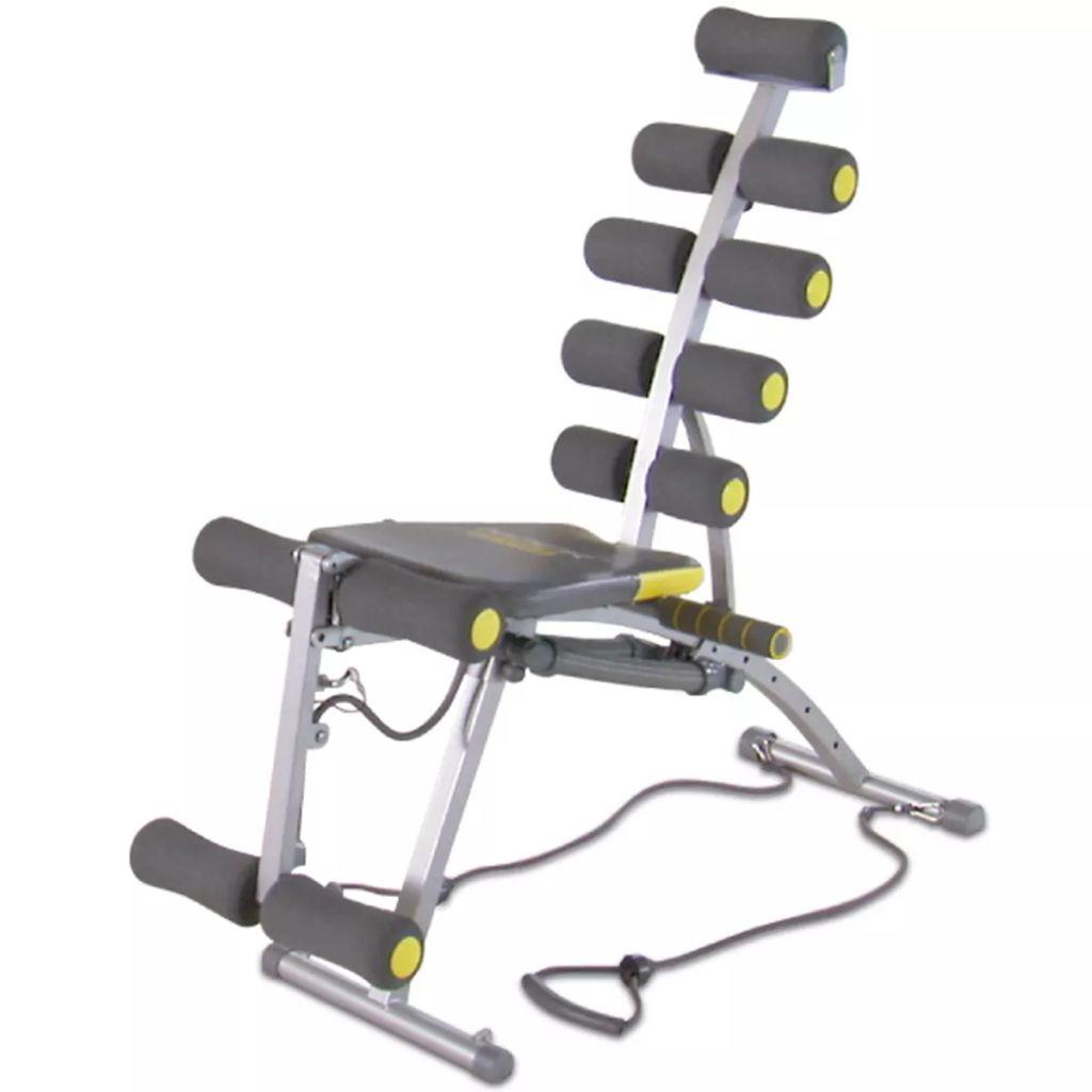 Rock Gym Multifunkčná lavička na cvičenie ROG001
