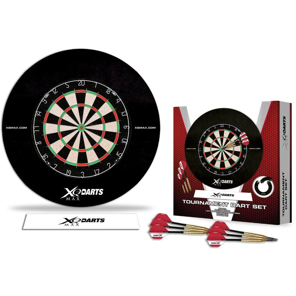 XQmax Terč a šípky, turnajová sada, QD7000400
