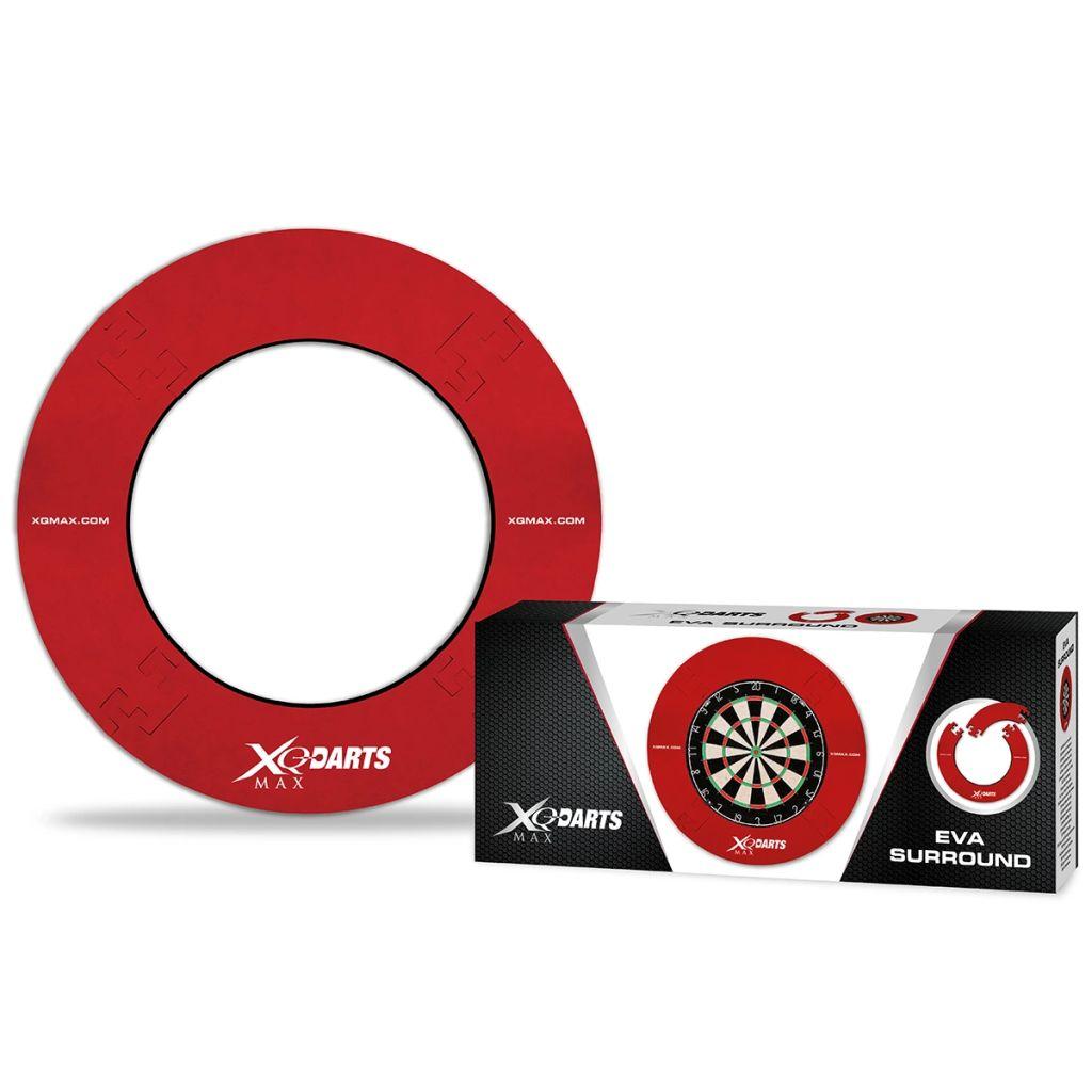 XQmax Darts Chránič steny na šípkový terč, EVA, červený, QD7300420