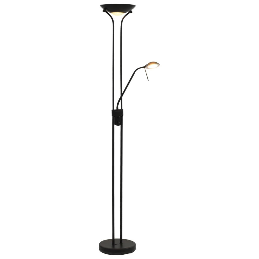 vidaXL Stmievateľná LED stojanová lampa 23 W