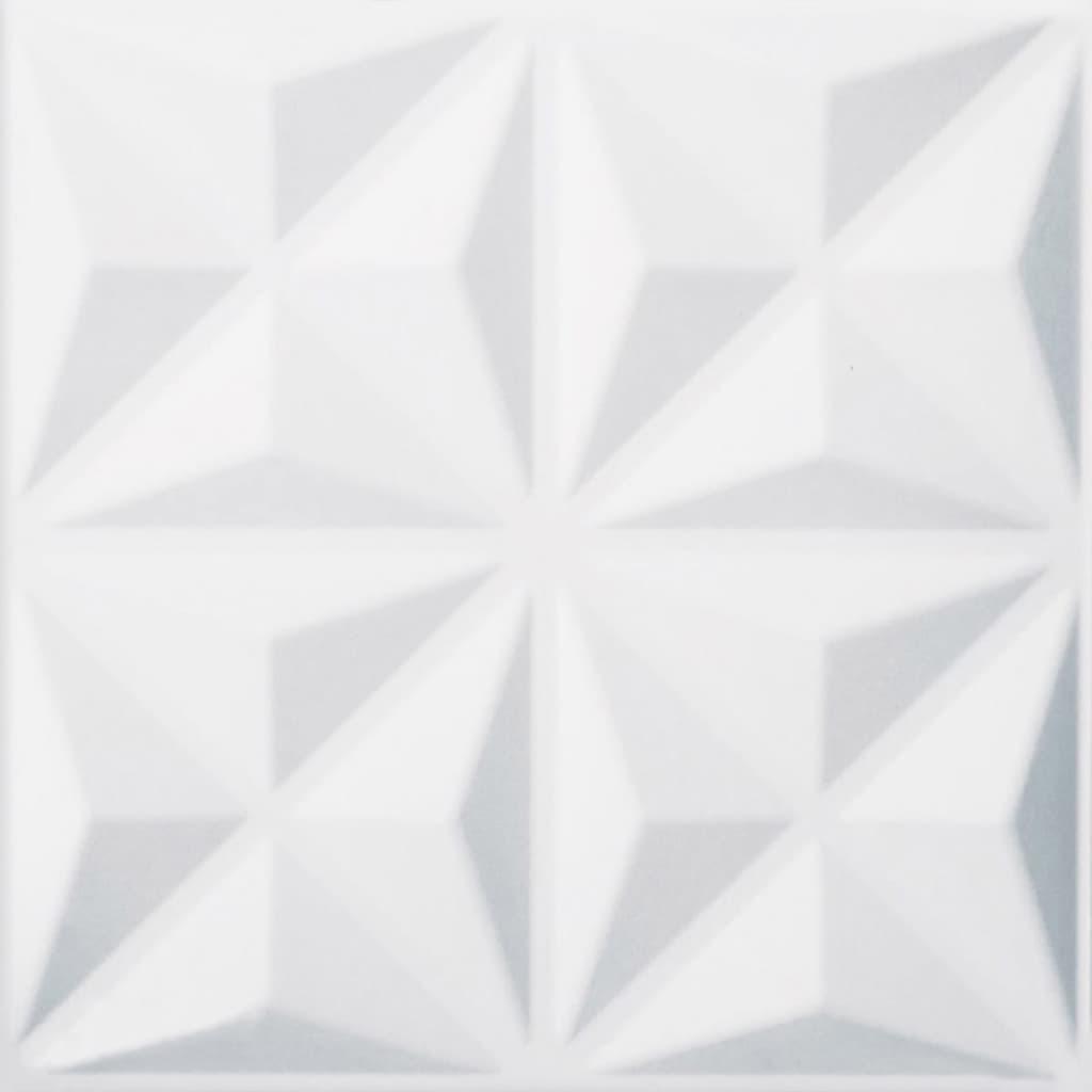 WallArt Nástenné 3D panely GA-WA17 24 ks diamanty