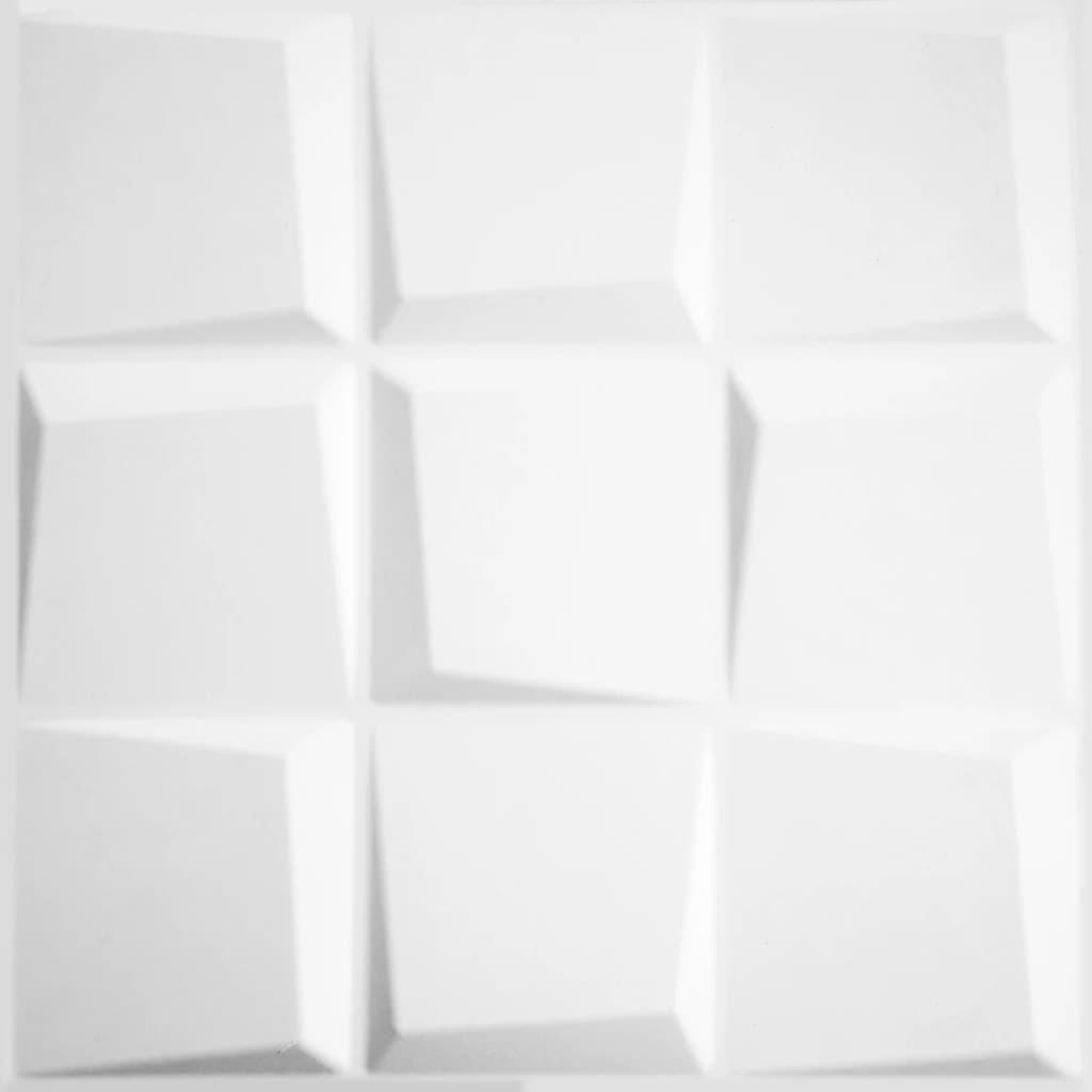 WallArt Nástenné 3D panely GA-WA01 24 ks dizajn Oberon
