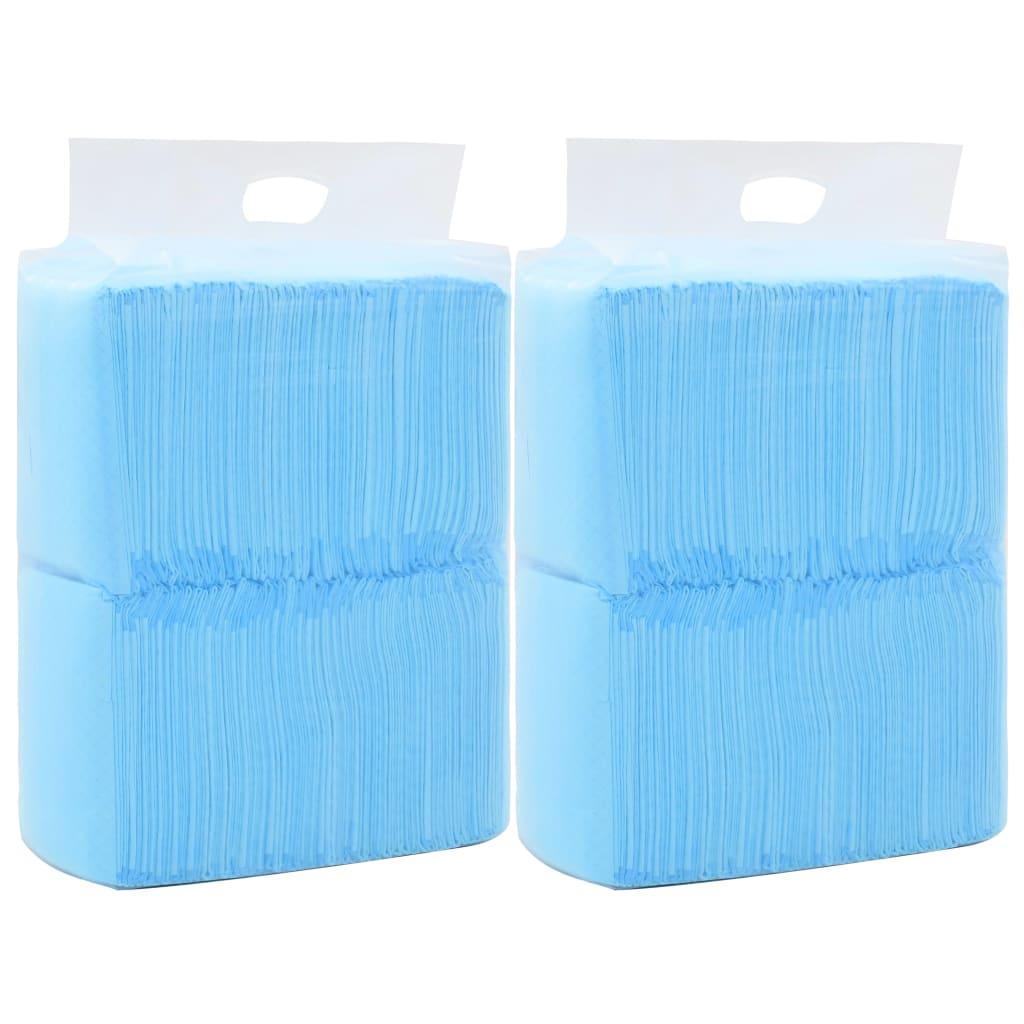 vidaXL Hygienické podložky pre psov 200 ks 60x45 cm netkaná textília