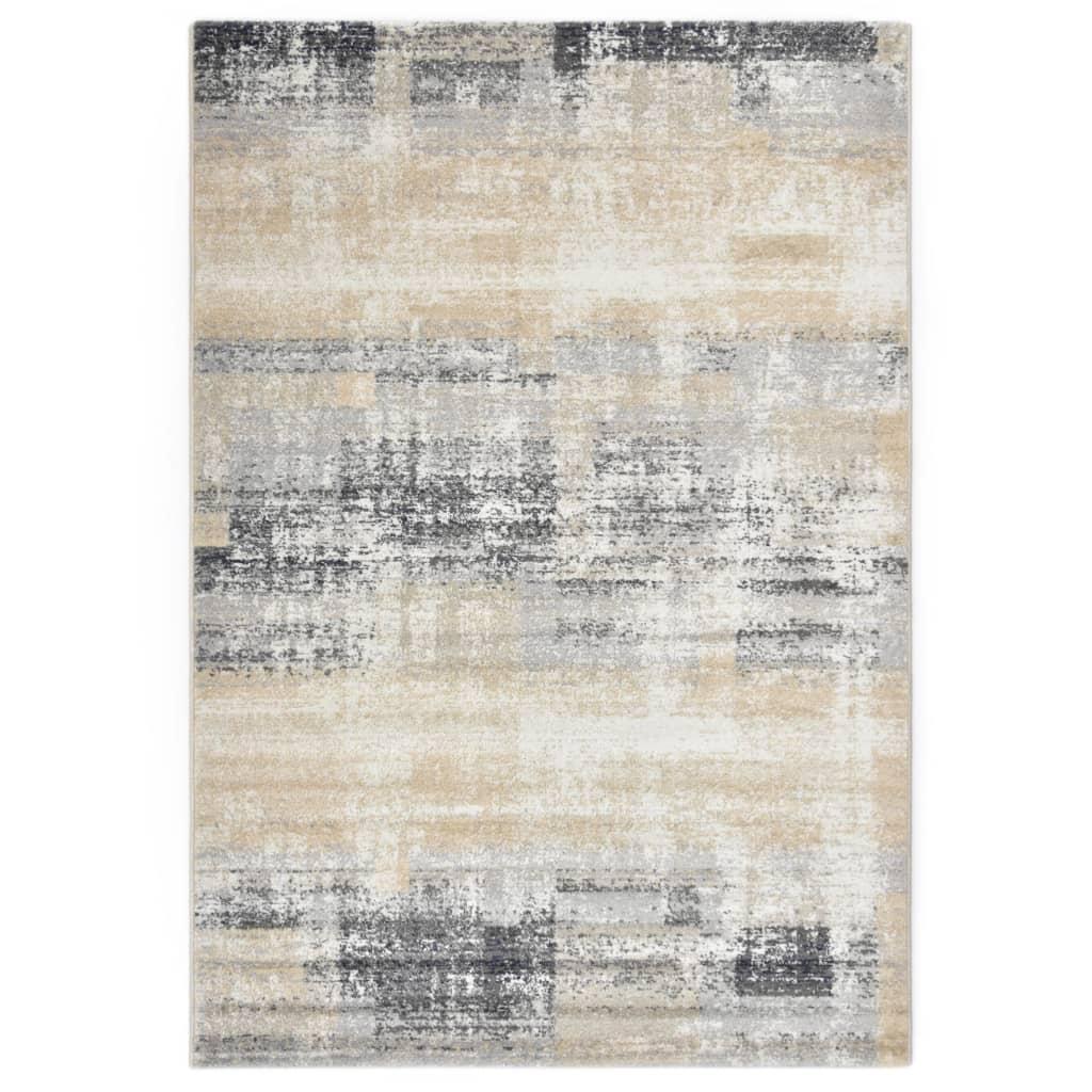 vidaXL Viacfarebný koberec 120x170 cm PP