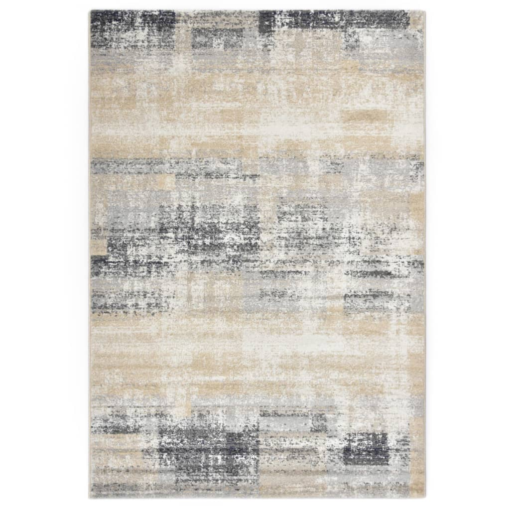 vidaXL Viacfarebný koberec 140x200 cm PP