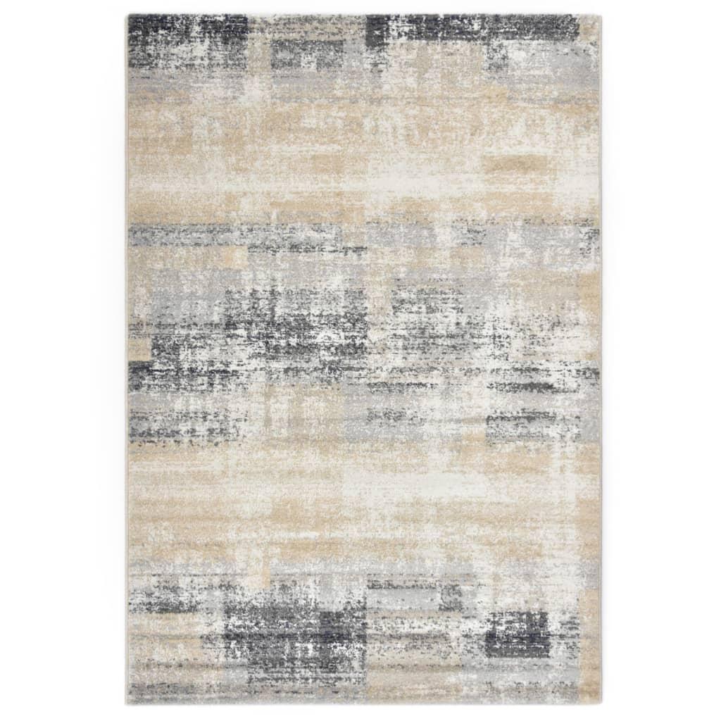 vidaXL Viacfarebný koberec 160x230 cm PP