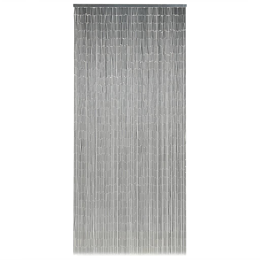 vidaXL Bambusový záves proti hmyzu do dverí 90x200 cm
