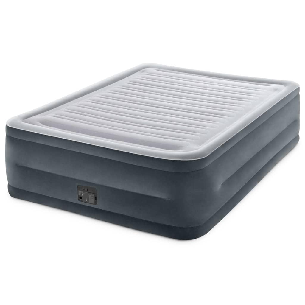 Intex Nafukovací matrac Dura-Beam Deluxe Comfort Plush Queen 56 cm