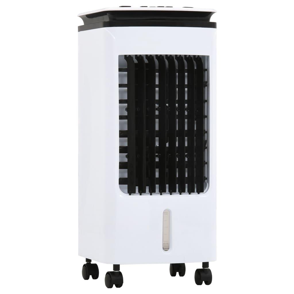 vidaXL 3 v 1 prenosný ochladzovač, zvlhčovač a čistič vzduchu 80 W